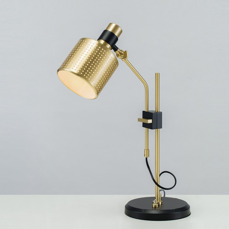 Postmodern Metal Table Lamp A176